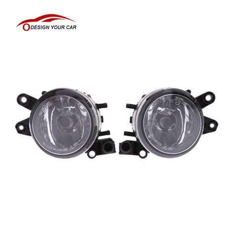 fog lights for cars car style 55w front bumper driving fog grill lights ls