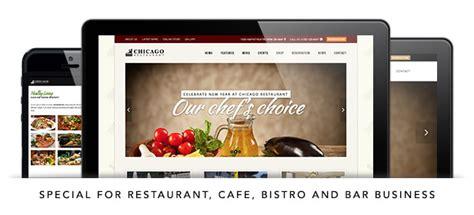 themeforest secret api key chicago restaurant cafe bar and bistro theme by