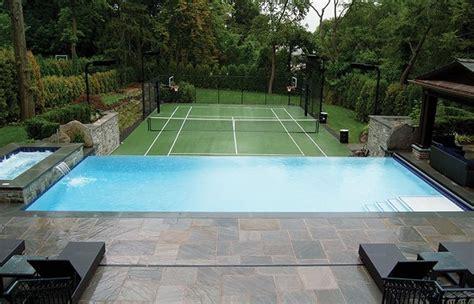 backyard infinity pools best 25 infinity pool backyard ideas on