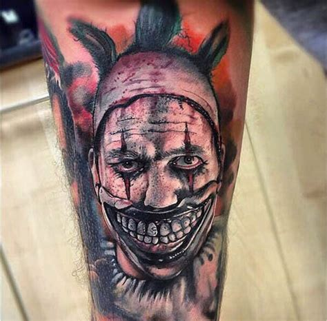 bali tattoo horror stories american horror story tattoo by ken patten jpg 522 215 514