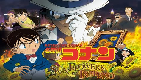 anime detective kindaichi sub indo mp4 detective conan 19 the hellfire sunflowers