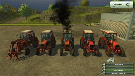 Ls Uk fs 2013 mtz pack v 1 mtz mts mod f 252 r farming simulator 2013