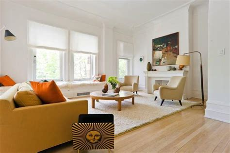 Office Furniture Rental Nyc A Mid Century Modern Apartment In New York