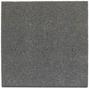 rubber pavers home depot envirotile 18 in x 18 in gray black rubber flat profile