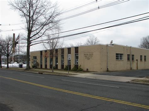 Morris Plains Post Office by Postlandia A Second Look From The Usps Closure Files