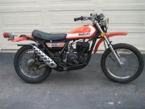 Apache Suzuki Buy Suzuki Ts400 Apache 1972 On 2040 Motos