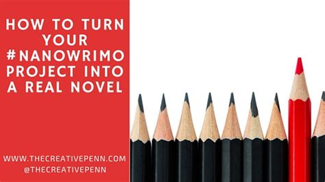 how to transform your a blissful journey books how to turn your nanowrimo project into a real novel