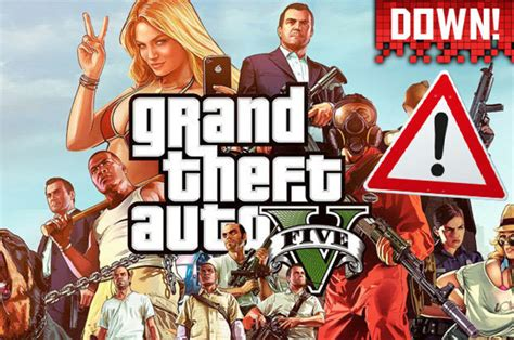wann kommt gta 5 für xbox one gta 5 servers problems for rockstar on ps4