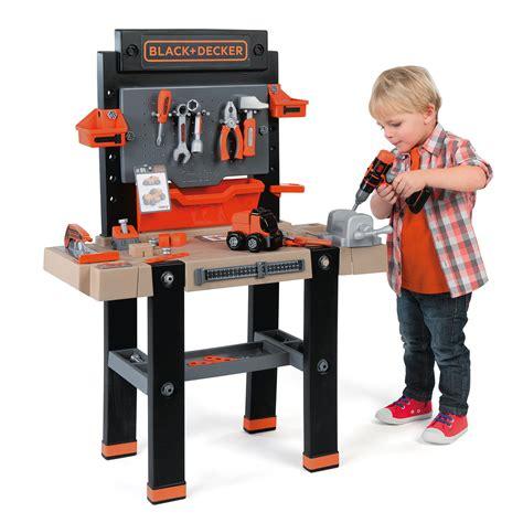 Smoby Black & Decker Werkbank online kopen   Lobbes.nl