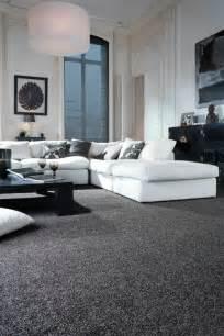 Teppichboden Grau Wohnzimmer Wohnzimmerteppich 50 Beispiele Wie Sie Den