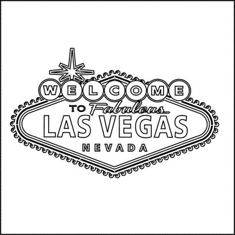free vegas templates image gallery las vegas sign template