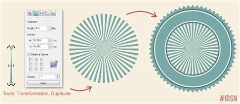 tutorial logo vintage coreldraw tutorial membuat vintage badge dengan coreldraw idesainesia