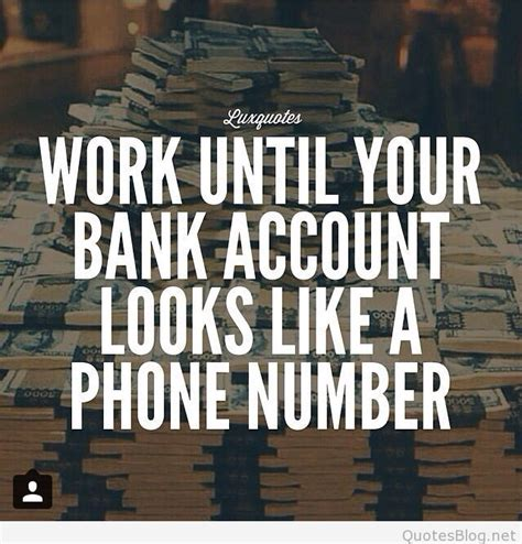 bank account funny quotes quotesgram
