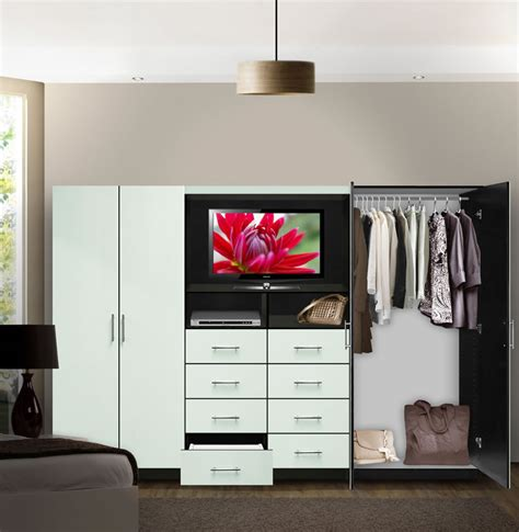 wall units for bedroom aventa tv wall unit for bedrooms bedroom wall unit 8 drawer 4 door contempo space