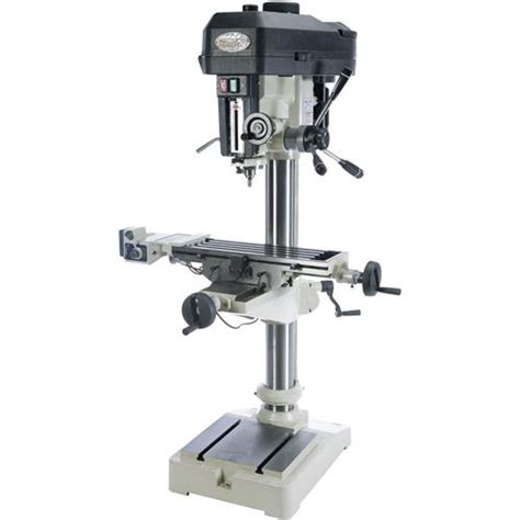 Milling Table For Drill Press by 16 Quot Drill Press With Cross Slide Table And Power Feed