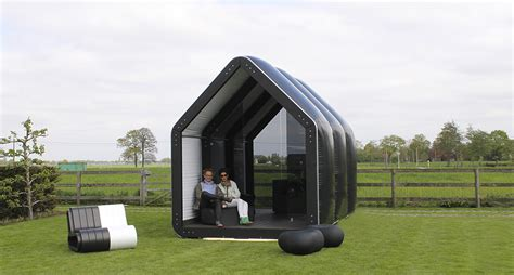 pop up house cost pop up housing airclad black house inflatable housing 1