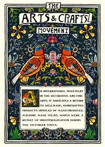 arts and crafts movement posters arts crafts movement yunroo