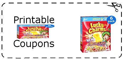 printable coupons lucky charms coupons printable grocery