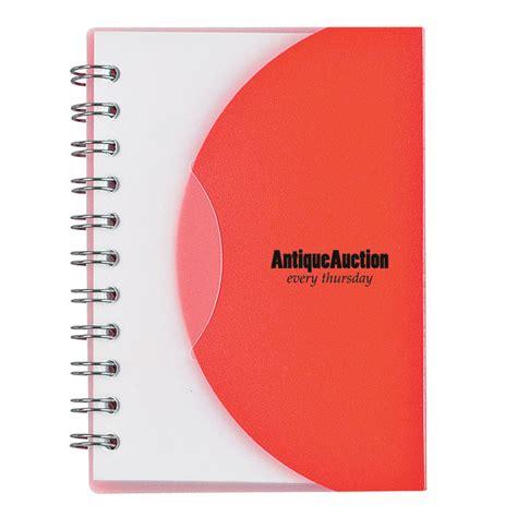 Notebook Custom Spiral 100 Lembar Ukuran M custom mini spiral notebook printed notebook silkletter