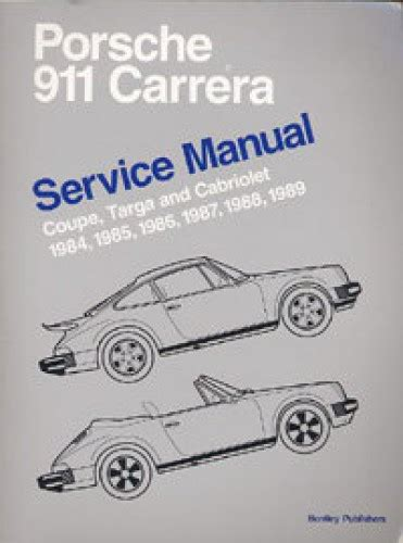 how to download repair manuals 1988 porsche 911 lane departure warning porsche 911 carrera service manual 1984 1989