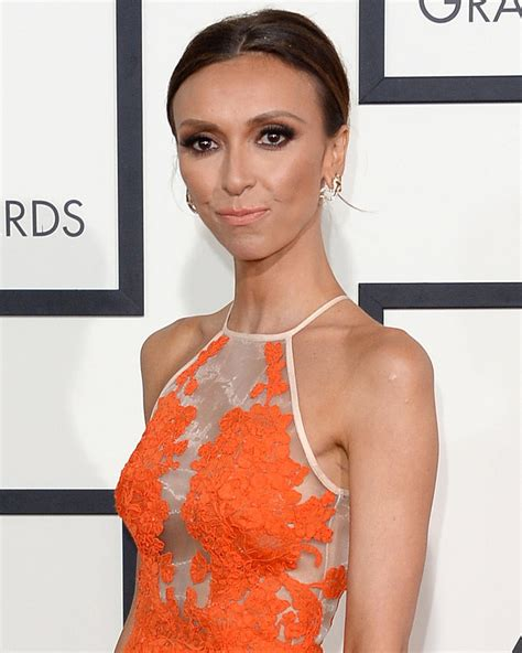 giuliana rancic thinning hair 2014 grammy awards hair beauty giuliana rancic