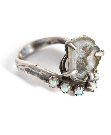 geode engagement ring box 17 best ideas about geode jewelry on pinterest druzy