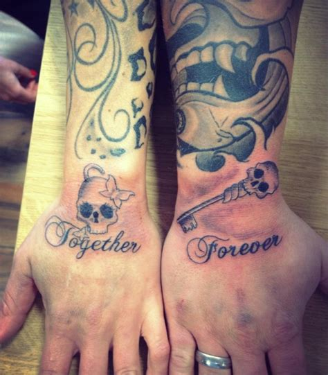 together forever tattoos forever together tattoos