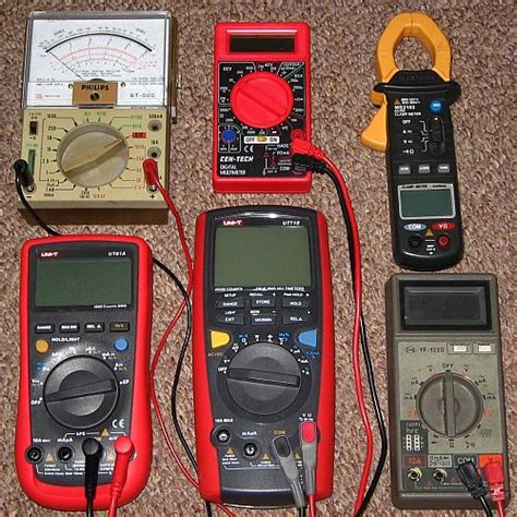 Multimeter Cl multimeters