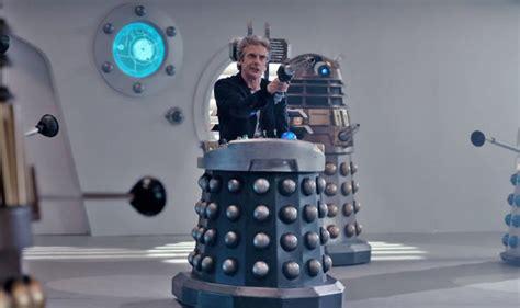 Explosive By Dalek by Doctor Who Series 10 Spoiler New Trailer Reveals Return