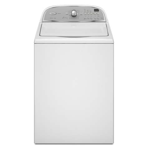 3 6cu whirlpool cabrio top load washer white wtw5640xw solo clearance center