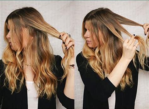 Peinados Pelo Ondulado Suelto