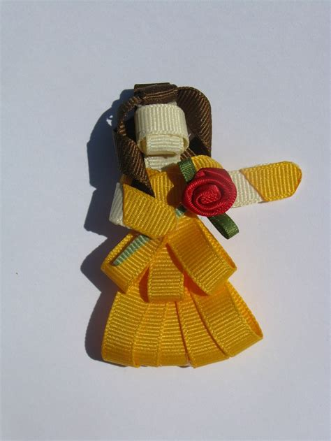 how to make a cross hair bow sculpture 40 best crochet bueaty and the beast images on pinterest