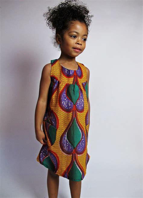 african kitenge freshest design kitenge dress for your baby afriwear pinterest