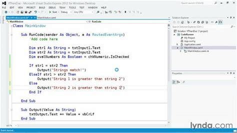 coding information that pertains to an entire section evaluating conditions code with if then and else