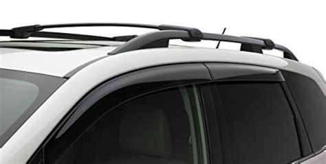 Subaru Forester 2014 Roof Rack by Brightlines 2014 2018 Subaru Forester Aero Roof Rack Cross