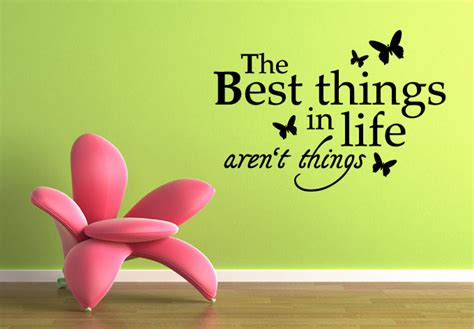 What Is The Thing On Top Of A Barn Called The Best Things In Aren T Things Wall Decal Quote