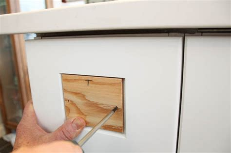 where to put cabinet pulls how to install cabinet knobs with a template a trick for