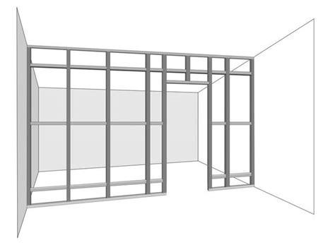 parete cartongesso con porta scorrevole parete in cartongesso con porta scorrevole parete in