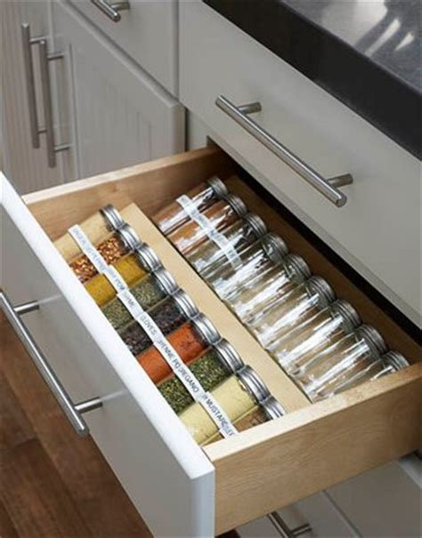 Horizontal Spice Rack 50 Kitchen Ideas From The Barefoot Contessa Gew 252 Rze
