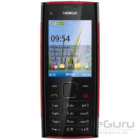 Lcd Nokia X2 00 X3 X3 00 C5 C5 00 2710 N 7020 Original specyfikacje i dane techniczne nokia x2 00 teleguru