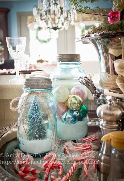 country home decorating ideas country canning jar idea podcast 15 anita s country christmas home vintage