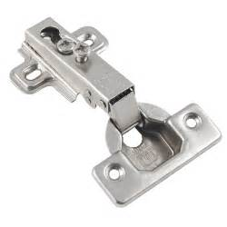 2x kitchen cabinet cupboard inset concealed door hinge