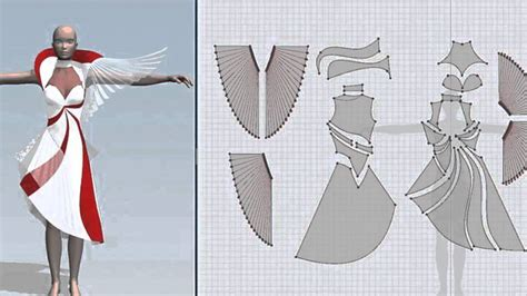 download pattern marvelous designer marvelous designer patterns youtube