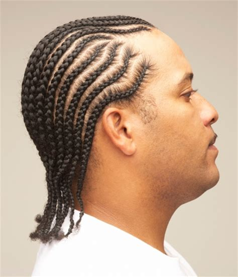 plaited hair for men braided hairstyles for men that will catch everyone s eye