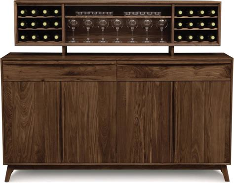 eight bar cabinets from small sideboards to single towers