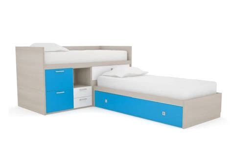 the bed l 25 best ideas about l shaped bunk beds on l