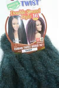 is equal cuban twist hair 100 kanekelon shake n go equal cuban twist braid 16 quot long double strand