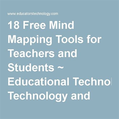 best free mind mapping tools 25 best free mind mapping tools ideas on self