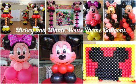 mickey and minnie mouse theme birthday athena miel s