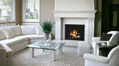 river rock fireplace  mantel  custom fireplace
